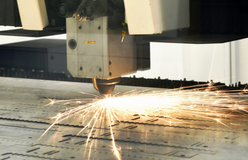 Laser Cutting Service - Steel Profiling - BSS Spring Steel Strip