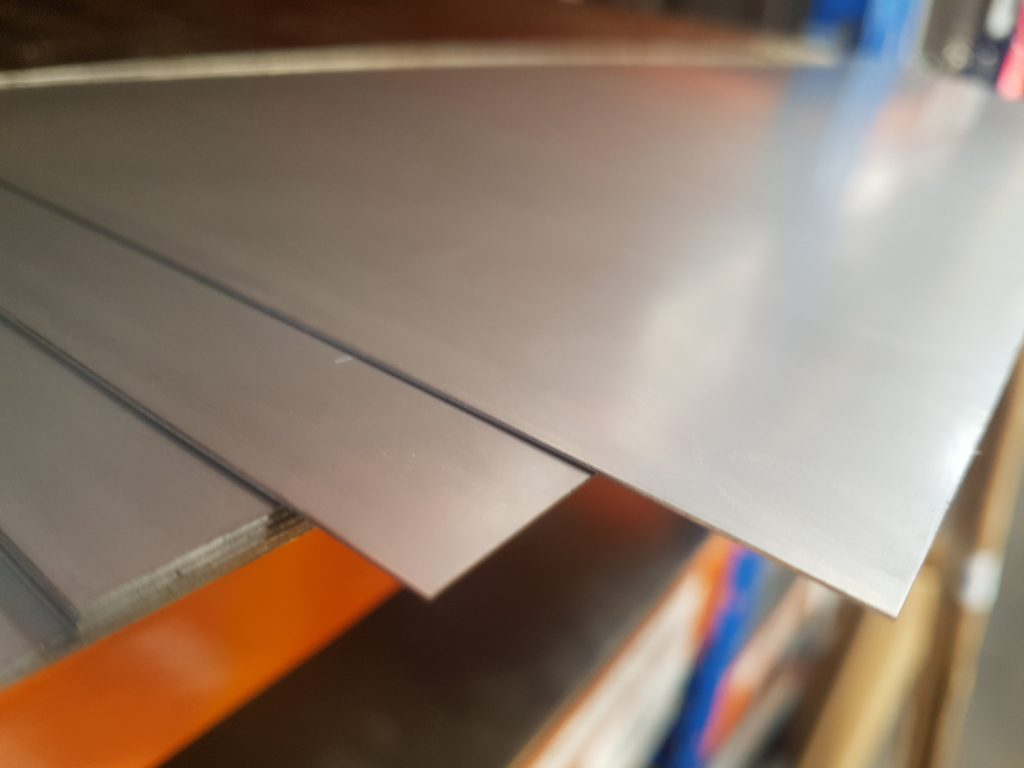 Spring Steel supplied in sheet by BSS Spring Steel Strip